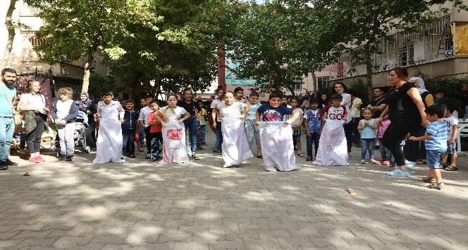 Bağlar Belediyesinde Dünya Çocuk Günü etkinliği