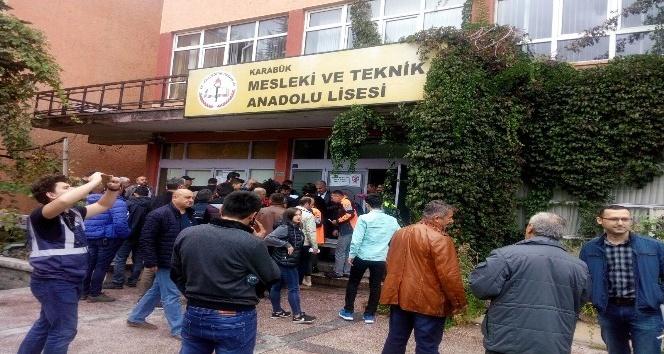 Karabük'te Amatör Telsiz Sınavı yapıldı