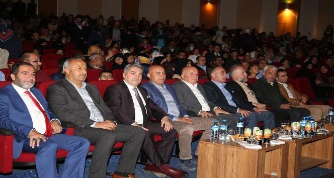 Erzurum'da 'Umre' coşkusu