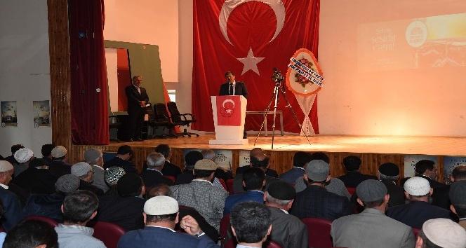 Başkan Asya, camiler ve din görevlileri programına katıldı