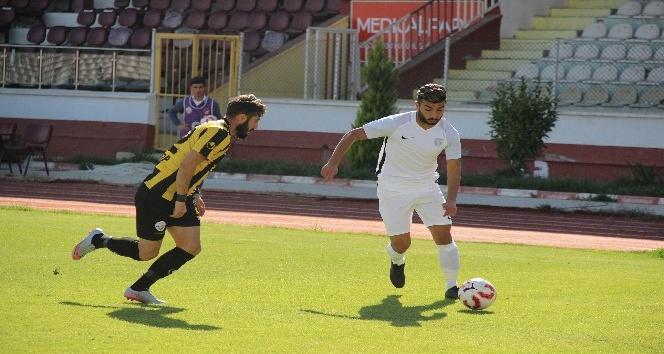 TFF 3. Lig: Elaziz Belediyespor: 2 - Tekirdağspor: 1