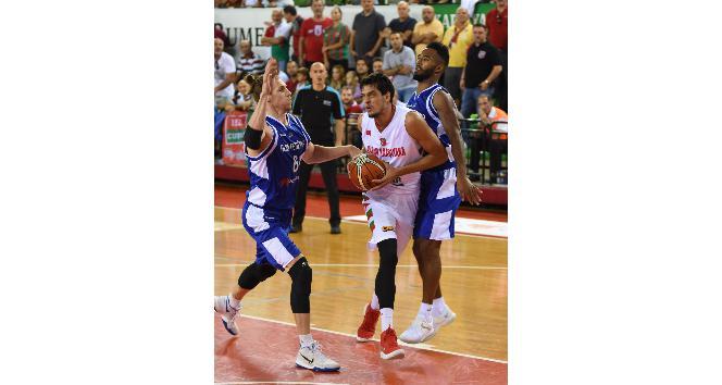 FIBA Basketbol Şampiyonlar Ligi: Pınar Karşıyaka: 81 - Alba Fehervar: 72