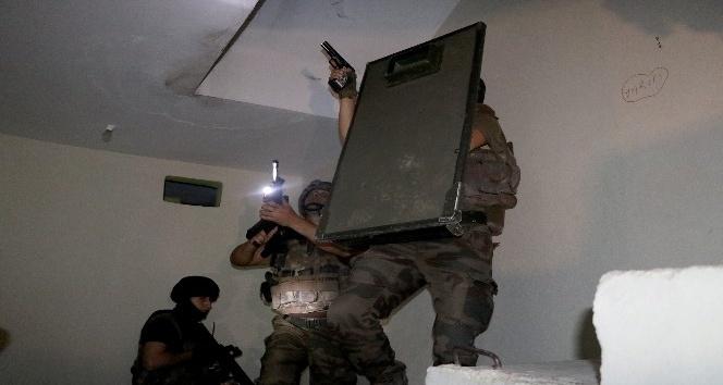 15 Temmuz Şehidi polis Yunus Uğur operasyonu: 10 torbacıya gözaltı