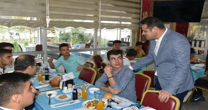Van'dan Buharkent'e gönül köprüsü