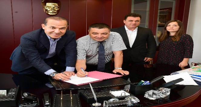 Büyükşehir Belediyesi ve Teknokent'ten işbirliği
