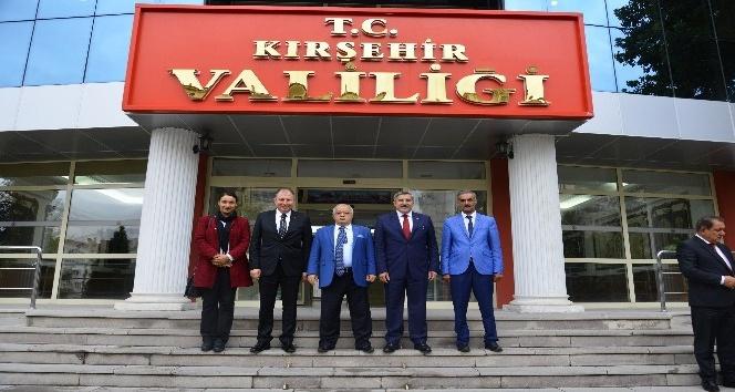 """Kültür ve Turizm Bakan Yardımcısı Yayman: """"Kırşehir'e ait kültür ve sanat projeleri görüşülecek"""""""