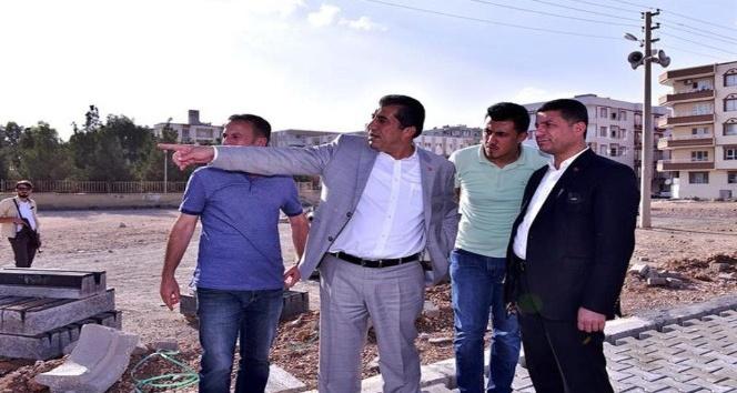 Başkan Atilla: Ceylanpınar'ın Çehresini Değiştiriyoruz
