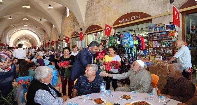 Hatay'ta yaşlılara kültür gezisi