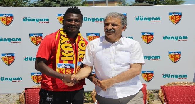 Kayserispor Kulübü Başkanı Erol Bedir,