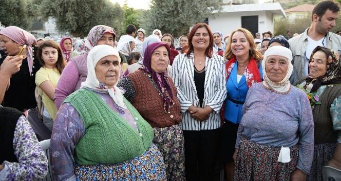 Çamköy sakinleri Başkan Çerçioğlu'na teşekkür etti