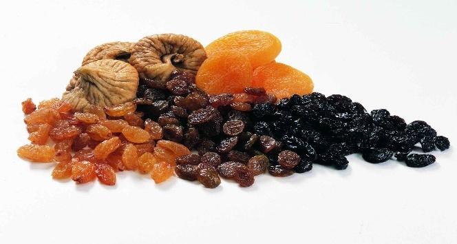 İncir ihracatı Ekim'e kaldı, kuru meyve ihracatı yüzde 36 düştü