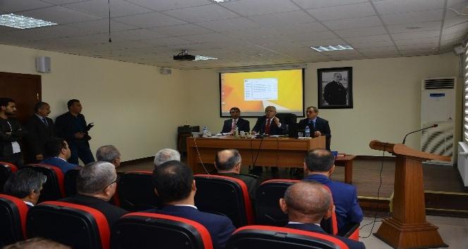 İl koordinasyon kurulu 2017 yılı 4. toplantısını gerçekleştirdi
