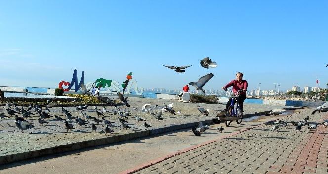 Mersinliler akıllı bisikleti sevdi