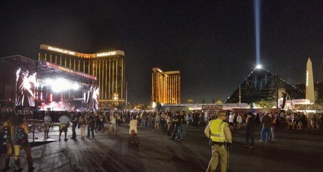 Las Vegasda ölü sayısı 59a yükseldi