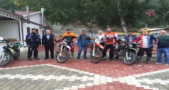 1308 Osmaneli Belediye Spor, moto krosu da branşlarına ekledi