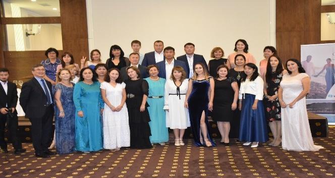 Kazak yatırıcımlar Orka Otel'de buluştu