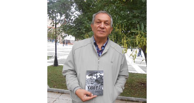 Eskişehirli şair Faruk Uğur'un 4'nci şiir kitabı 'yolcu' yayımlandı