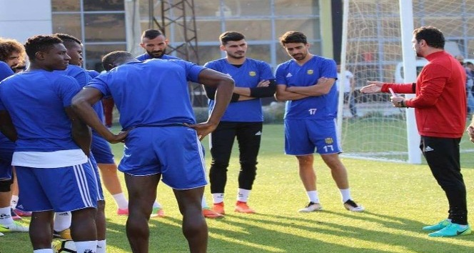 Evkur Yeni Malatyaspor'da Antalya kampı perşembe günü başlıyor