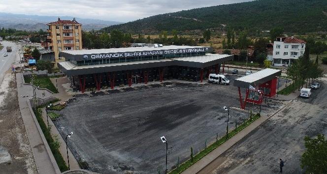 Osmancık'ta 5.5 milyonluk tesis hizmete açıldı