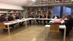 Vali Pehlivan, Baksı Vakfı Mütevelli Heyeti Toplantısına katıldı