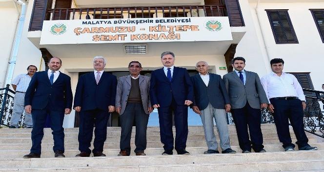 Başkan Çakır Nezaket Okulları hakkında bilgi aldı