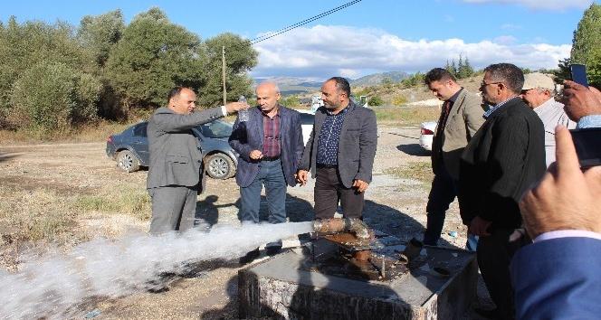 Beyşehir'de içme suyu çalışmaları
