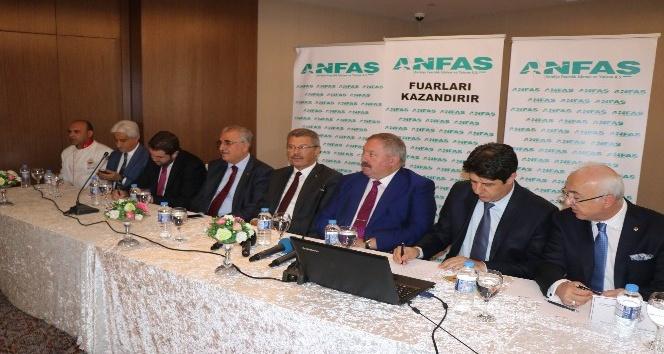 Kayseri'de fuarcılık masaya yatırıldı