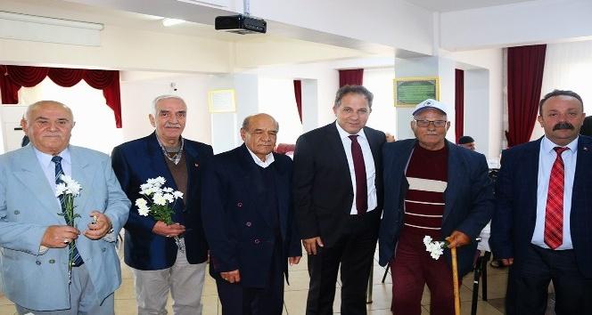 Sosyal Hizmetler Dairesi Başkanı Yüce'den Huzurevi ziyareti