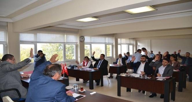 Alaplı Belediye Meclisi Ekim ayı olağan toplantısı yapıldı