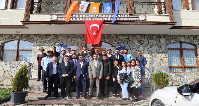 Gençlik Kolları, Alpu Kongresi'ni tamamladı