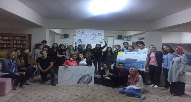 BEÜ MEDEM, Anadolu Lisesi öğrencilerini ağırladı