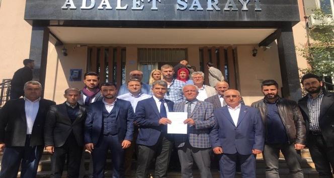 AK Parti Bilecik Merkez İlçe Başkanı Öztürk mazbatasını aldı