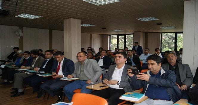 Akşehir'de devlet destekleri bilgilendirme toplantısı