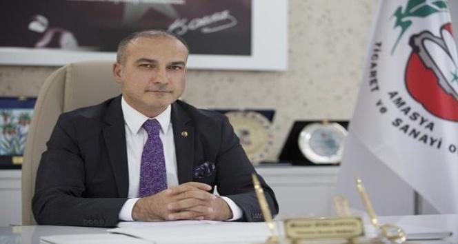 """ATSO Başkanı Kırlangıç: """"İşimize odaklanmalıyız"""""""