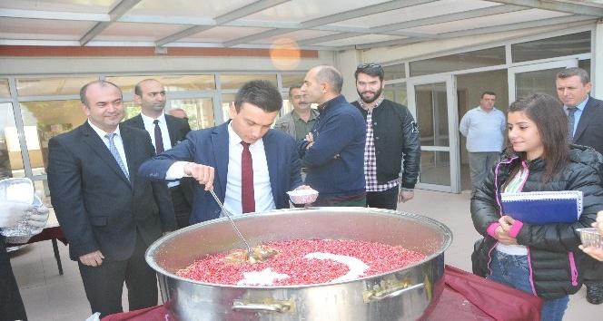 Lapseki'de Muharrem ayı etkinlikleri