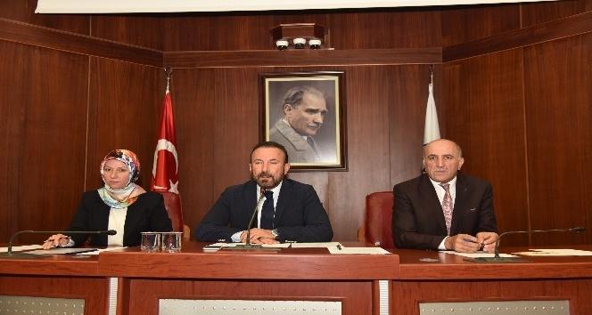 İzmit Belediyesi Ekim ayı meclis toplantısı gerçekleşti