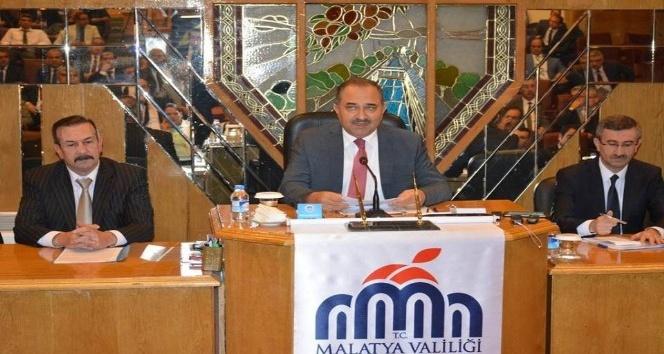 Malatya'da İl Koordinasyon Kurulu toplantısı yapıldı