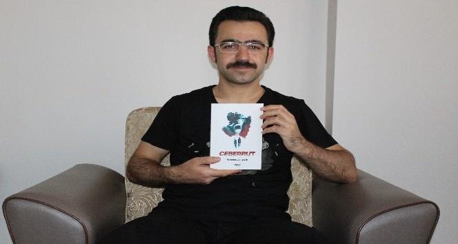 Ali Çelik'in üçüncü kitabı 'Ceberrut' çıktı