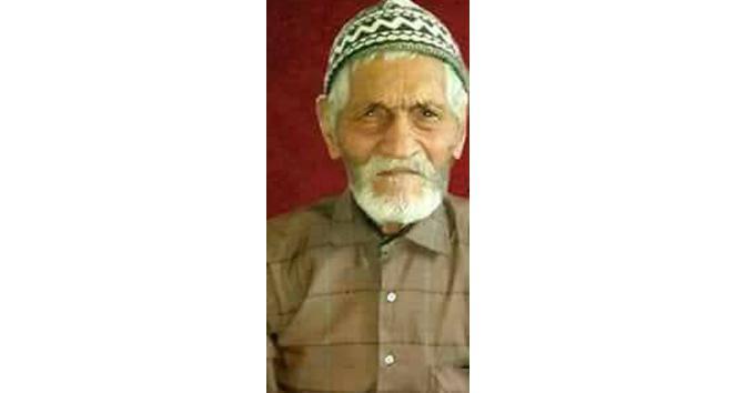11 gündür aranan yaşlı adamın cesedi bulundu