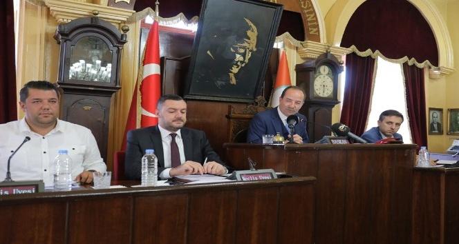 Edirne Belediye Meclisi Ekim ayı olağan toplantısını gerçekleştirdi