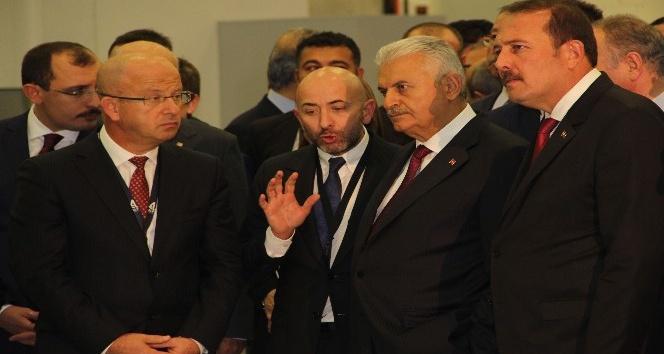 Başbakan Binali Yıldırım Eskişehir'de (2)