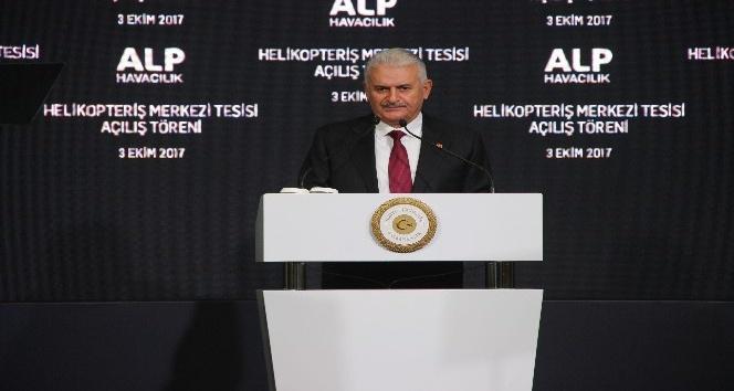 Başbakan Binali Yıldırım'ın açıklamaları (3)
