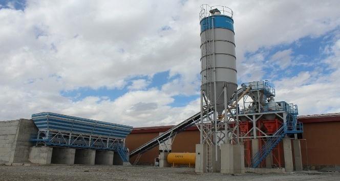Ağrı'da parke üretim tesisi üretime başladı