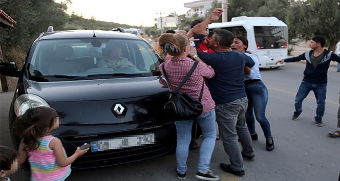 Milas'ta lise öğrencilerine taciz iddiası