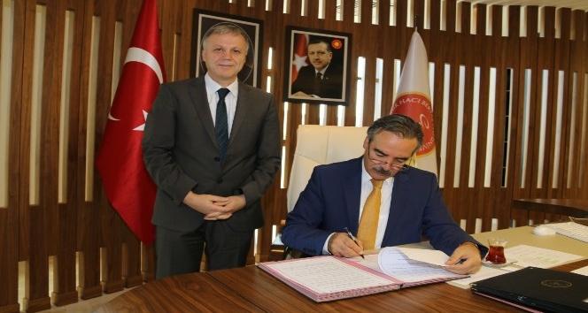 Nevşehir Hacı Bektaş Veli Üniversitesi yeni uluslararası işbirliği protokolü imzaladı