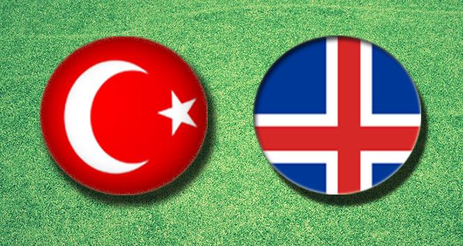 Türkiye İzlanda maçı ne zaman saat kaçta hangi kanalda?