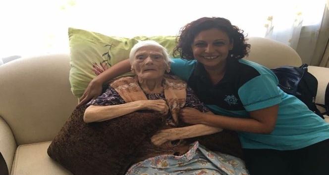 Büyükşehirden yaşlılara büyük destek