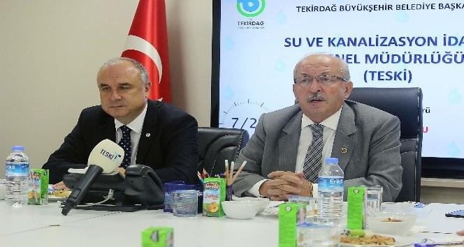 """Tekirdağ Büyükşehir Belediye Başkanı Kadir Albayrak: """"İstanbul'un Kadir abisi ile karıştırmayın. Bırakıp gitmem"""""""
