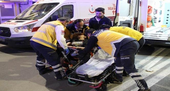 Doğalgazdan zehirlenen 4 kişi ölümden döndü