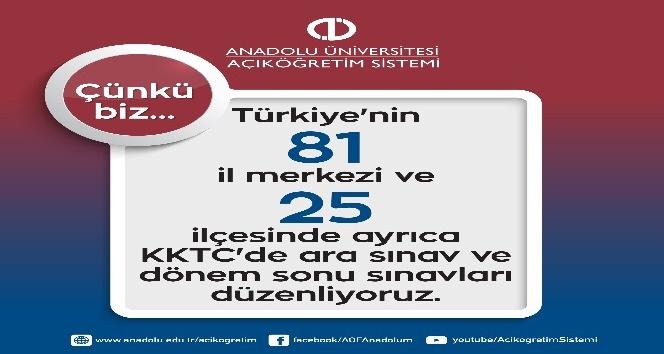 Anadolu Üniversitesi Açıköğretim Sisteminin farkı